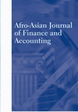 Afro-Asian Journal of Finance and Accounting
