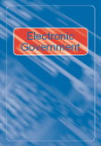 Electronic Government, an International Journal (EG)