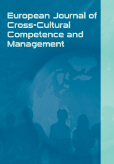 European Journal of Cross-Cultural Competence and Management