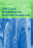 International Journal of Arab Culture, Management and Sustainable Development