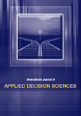 International Journal of Applied Decision Sciences (IJADS)