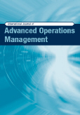 International Journal of Advanced Operations Management