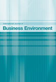 International Journal of Business Environment (IJBE)