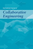 International Journal of Collaborative Engineering (IJCE)