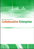 International Journal of Collaborative Enterprise (IJCEnt)