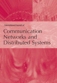 International Journal of Communication Networks and Distributed Systems