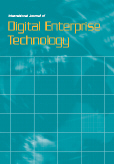 International Journal of Digital Enterprise Technology (IJDET)