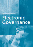 International Journal of Electronic Governance (IJEG)
