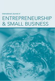 International Journal of Entrepreneurship and Small Business