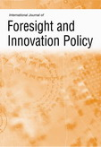 International Journal of Foresight and Innovation Policy (IJFIP)