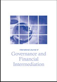 International Journal of Governance and Financial Intermediation (IJGFI)