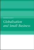 International Journal of Globalisation and Small Business (IJGSB)