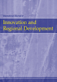 International Journal of Innovation and Regional Development (IJIRD)