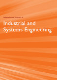 International Journal of Industrial and Systems Engineering (IJISE)
