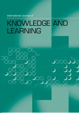 International Journal of Knowledge and Learning