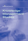 International Journal of Knowledge Management Studies (IJKMS)