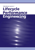 International Journal of Lifecycle Performance Engineering (IJLCPE)