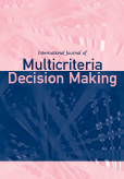 International Journal of Multicriteria Decision Making (IJMCDM)