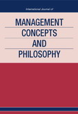 International Journal of Management Concepts and Philosophy (IJMCP)