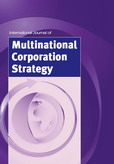 International Journal of Multinational Corporation Strategy (IJMCS)