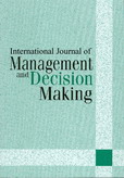 International Journal of Management and Decision Making (IJMDM)