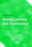 International Journal of Mobile Learning and Organisation