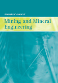 International Journal of Mining and Mineral Engineering