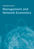 International Journal of Management and Network Economics (IJMNE)