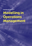 International Journal of Modelling in Operations Management (IJMOM)