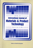 International Journal of Materials and Product Technology