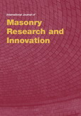 International Journal of Masonry Research and Innovation (IJMRI)