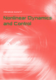 International Journal of Nonlinear Dynamics and Control (IJNDC)