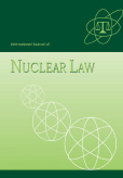 International Journal of Nuclear Law (IJNucL)
