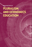 International Journal of Pluralism and Economics Education (IJPEE)