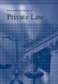 International Journal of Private Law (IJPL)