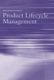 International Journal of Product Lifecycle Management (IJPLM)