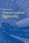 International Journal of Process Systems Engineering (IJPSE)