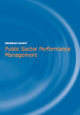 International Journal of Public Sector Performance Management