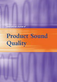 International Journal of Product Sound Quality (IJPSQ)