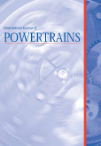 International Journal of Powertrains