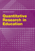 International Journal of Quantitative Research in Education (IJQRE)