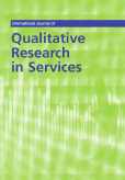 International Journal of Qualitative Research in Services (IJQRS)