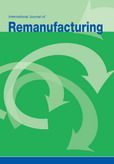 International Journal of Remanufacturing (IJREM)