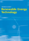 International Journal of Renewable Energy Technology