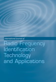 International Journal of Radio Frequency Identification Technology and Applications (IJRFITA)