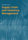 International Journal of Supply Chain and Inventory Management
