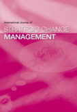 International Journal of Strategic Change Management