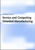 International Journal of Service and Computing Oriented Manufacturing