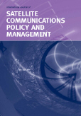 International Journal of Satellite Communications Policy and Management (IJSCPM)