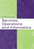 International Journal of Services Operations and Informatics (IJSOI)